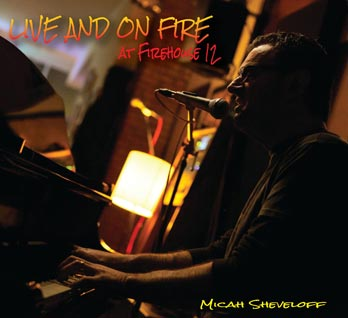 Micah - Live and on Fire Image